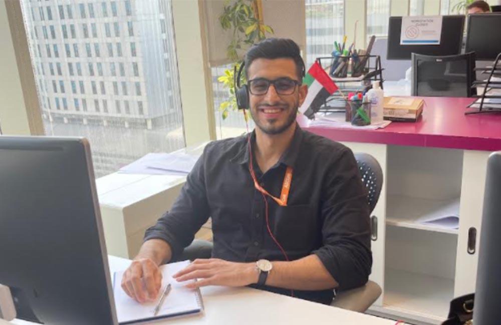 AECOM Middle East internship
