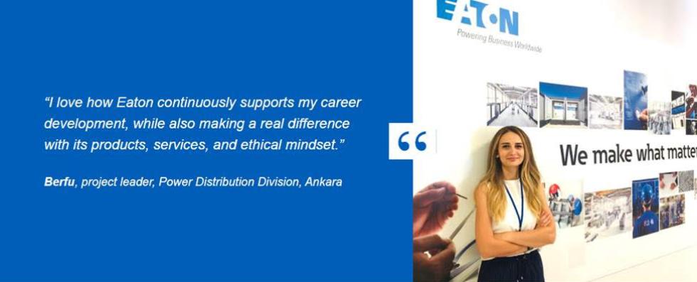 Eaton Turkey Ankara jobs