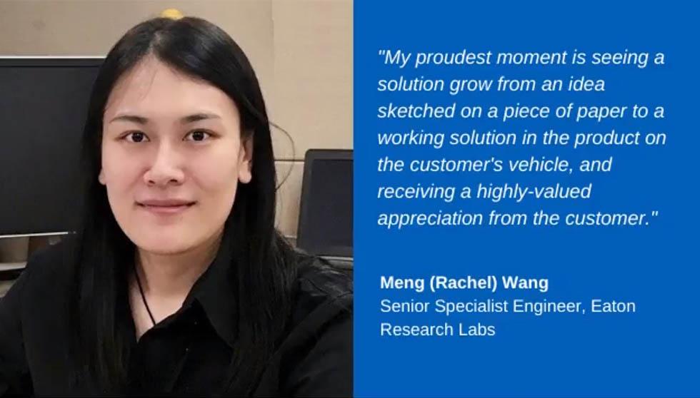 Eaton women engineer jobs - Meng