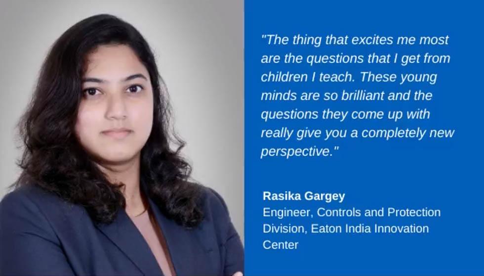 Eaton women engineer jobs - Rasika
