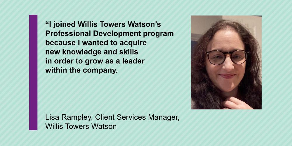 WIllis Towers Watson apprenticeships
